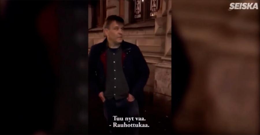 Видео избивает перед сексом