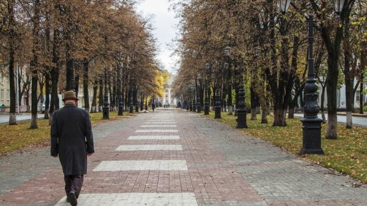 Бабье лето закончилось: в Башкирию пришли дождь и холод
