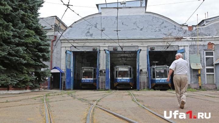 Где ночует трамвай: чем живет главное городское депо в Уфе