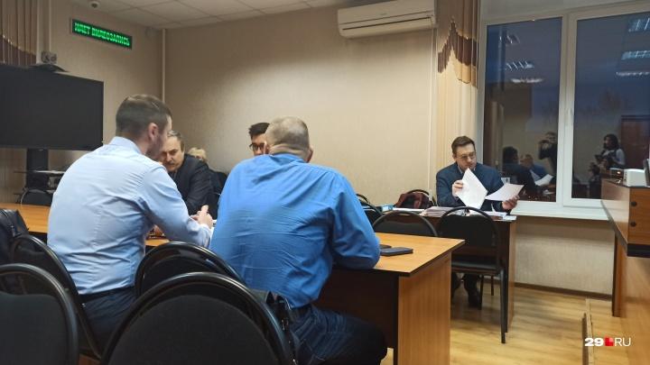 Суд признал постройки «Технопарка» на станции Шиес незаконными и потребовал их снести