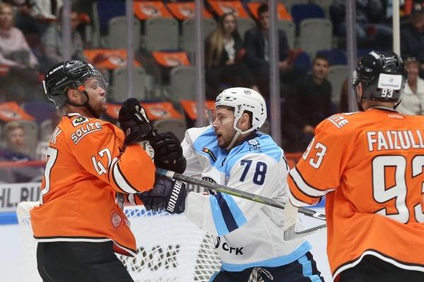 Хабаровская команда взяла реванш за досадное поражение от «Сибири» на прошлой неделе