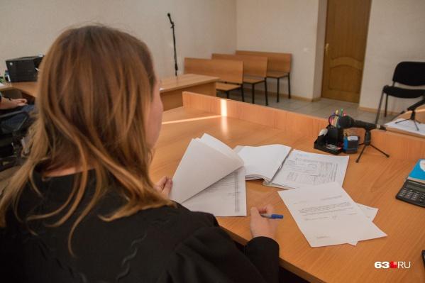 Дело вспыльчивой женщины рассмотрит мировой суд