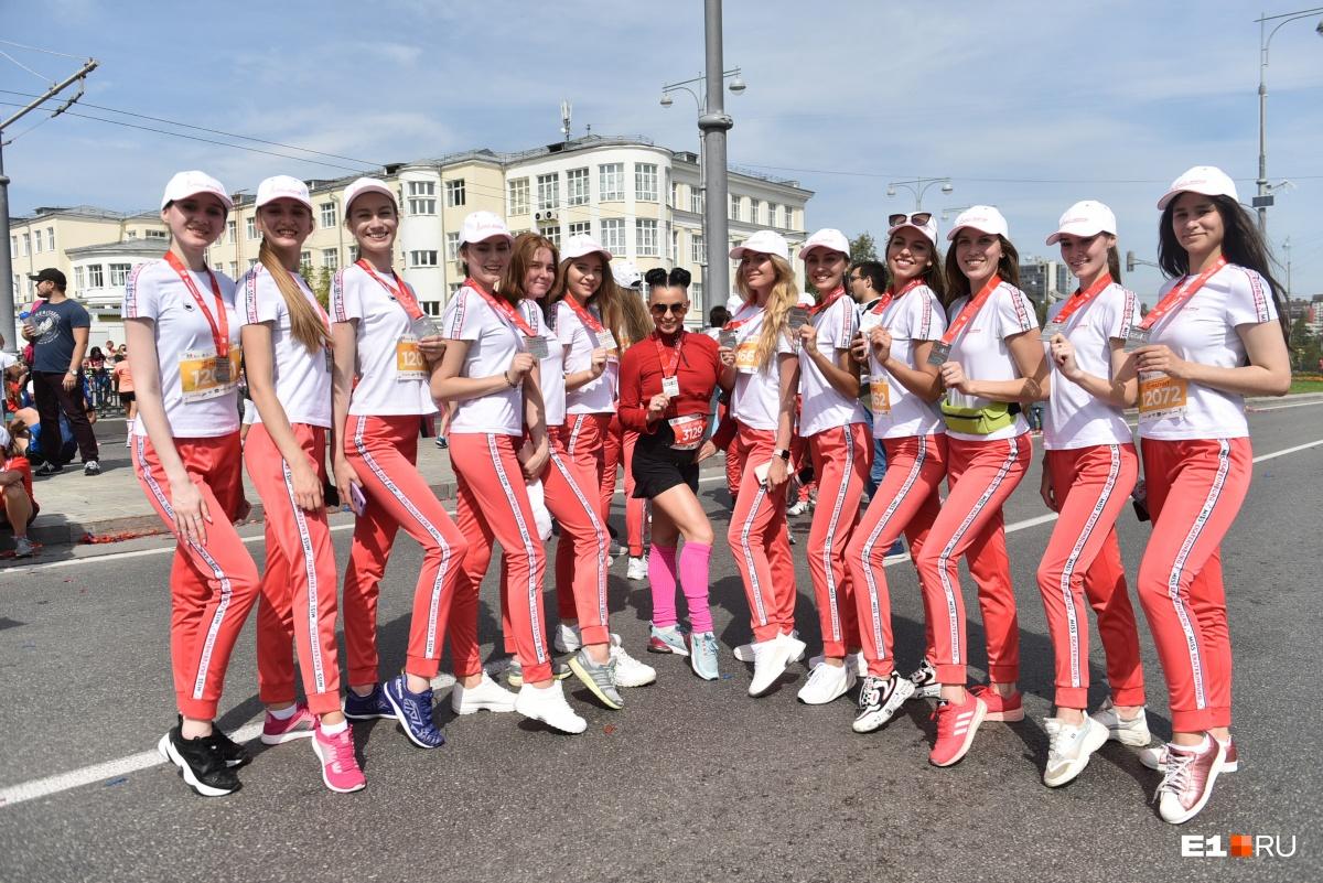 Красотки, которые борются за титул «Мисс Екатеринбург»