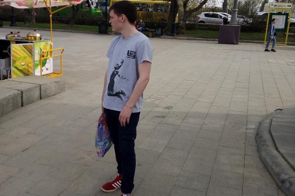Максим ушел из дома в Лысьве днем 10 мая и не вернулся