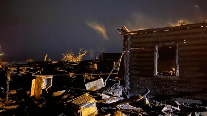 Заподозрили халатность: следователи начали новую проверку по факту гибели трех детей при пожаре
