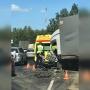 В аварии под Кременкулем пострадали два человека