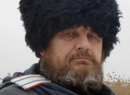 Умер казачий полковник Владимир Воронин