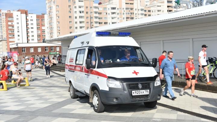 Шесть человек попали в больницу после марафона «Европа — Азия»