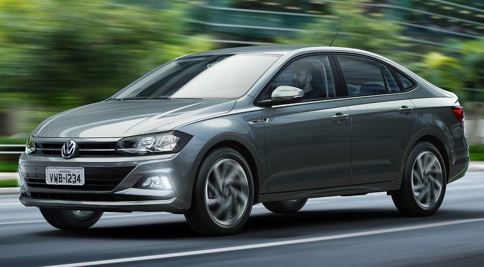 Рассекречен новый Volkswagen Polo (фото)