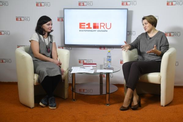 Екатерина Сибирцева ответила на главные вопросы про образование в 2019 году