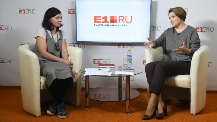«Учитель — не лузер»: Екатерина Сибирцева — о новых школах, зарплатах и записи в первые классы