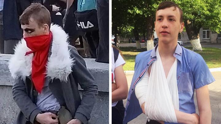 «Это может отразиться на его жизни»:подстреленному школьнику понадобилась помощь психотерапевта