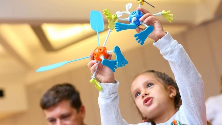 Город конструкторов и Паровозия: какие подарки порадуют детей под Новый год