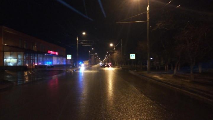 На улице Гагарина в Кургане сбили ребенка: девочка находится в тяжелом состоянии