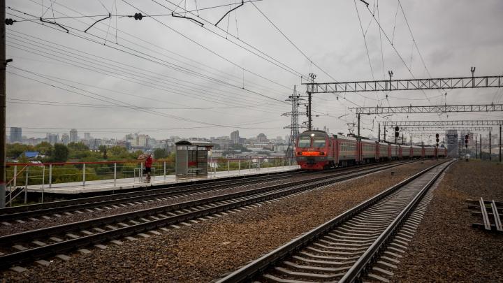 Новосибирский поезд пустили в объезд из-за повторных взрывов в Ачинске