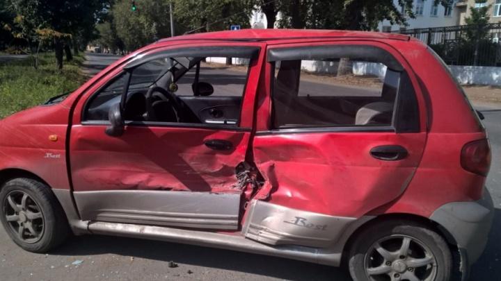 Шестилетняя уфимка и пожилая женщина пострадали в ДТП