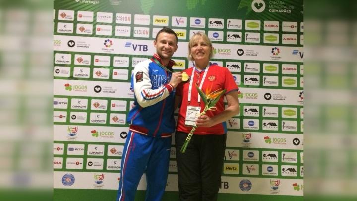 Новосибирец стал чемпионом мира по спортивной аэробике