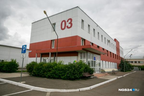 Станция скорой помощи на пр. Металлургов, 2«к» самая крупная в городе