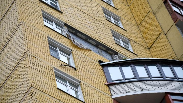 «Сами виноваты, нечего делать перепланировку»: жильцы дома на Пионерке рассказали о рухнувшей стене