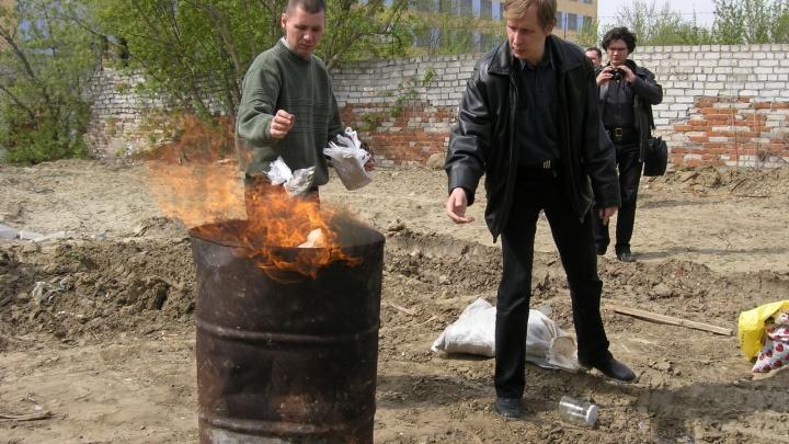 Девять килограммов заморских сыров «Дорблю» и «Frico» в Волгограде предали инквизиции
