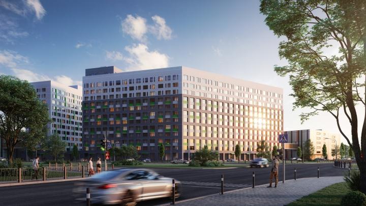 В Тюмени построят жилой комплекс от именитого архитектурного бюро Москвы