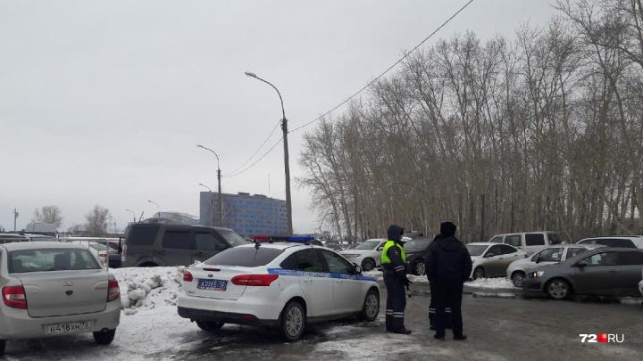 За праздничные выходные в Тюменской области поймали 100 нетрезвых водителей