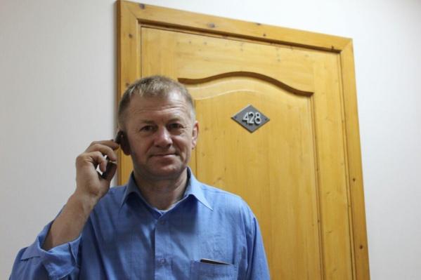 Долгое рассмотрение жалобы Юрия Чеснокова объяснили неработающим принтером