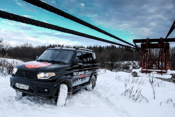 «УАЗ-Патриот» получил автоматическую коробку передач, которую выпускает во Франции компания Punch Powerglide