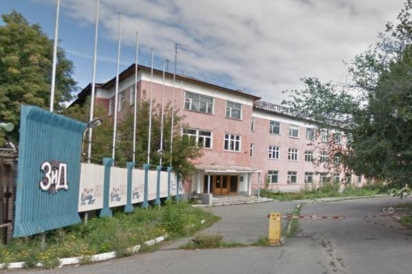В процедуре банкротства машиностроительный завод находится с 2005 года