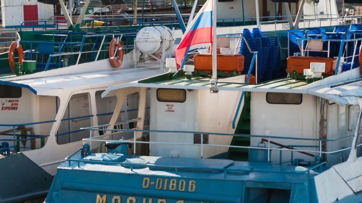 Владельцы Западно-Сибирского речного пароходства решили ликвидировать компанию