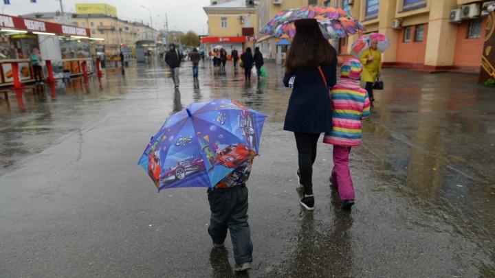 В Свердловской области объявили штормовое предупреждение: придут грозы и крупный град