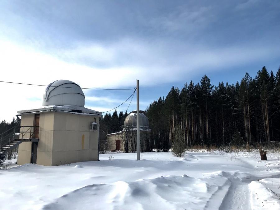 Каждый может посмотреть в телескоп в Коуровке