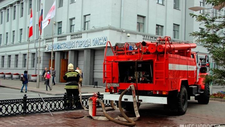Задержаны первые подозреваемые после эвакуации в Омске и других городах