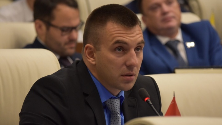 Депутата Заксобрания Прикамья Илью Кузьмина арестовали на полтора месяца