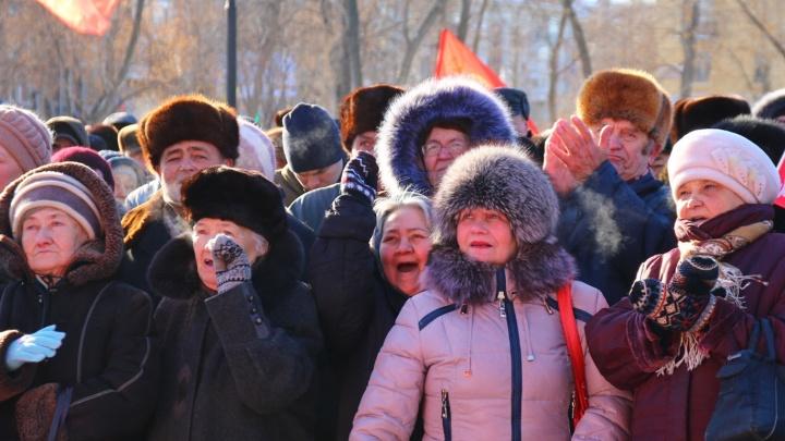 Самарцам запретили митинговать в сквере «Родина»