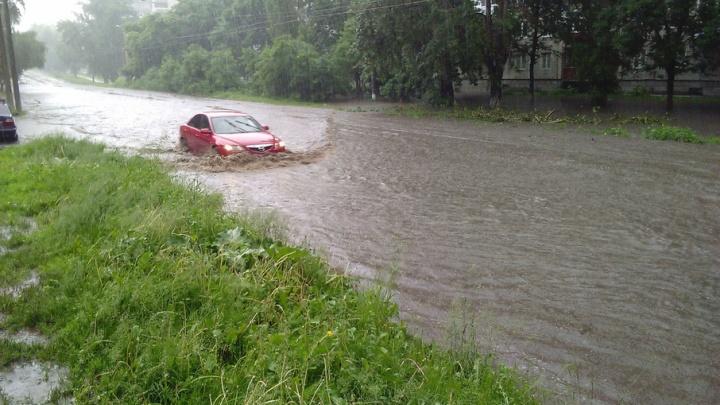 Мэр Уфы объяснил, почему город тонет после каждого дождя