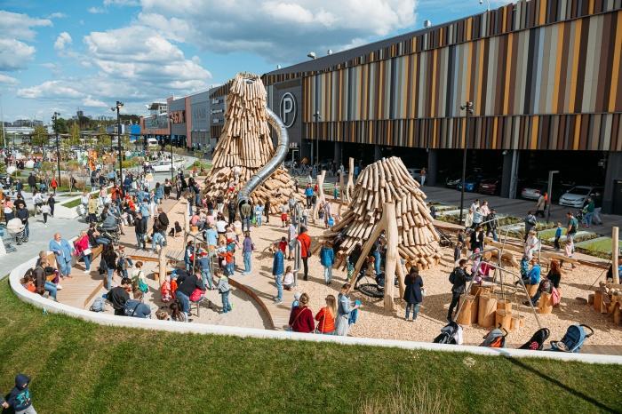 Фестиваль пройдет в новом «Мега Парке»