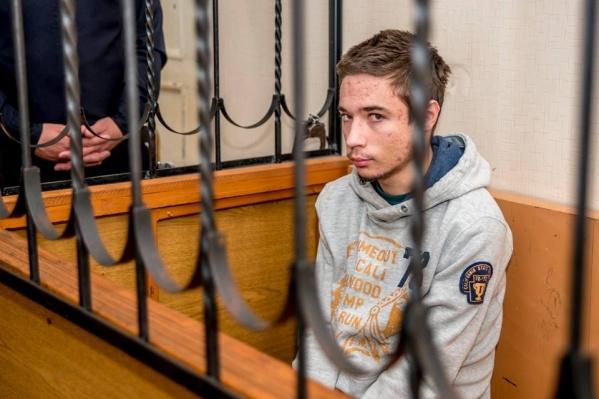 Павел находится под стражей уже полтора года