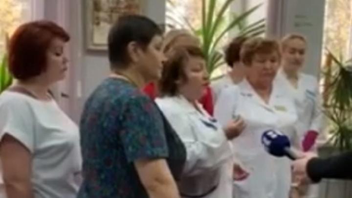 «Психологически давят»: врачи пермской ГБ № 6 обвинили во лжи коллег, состоящих в «Альянсе врачей»