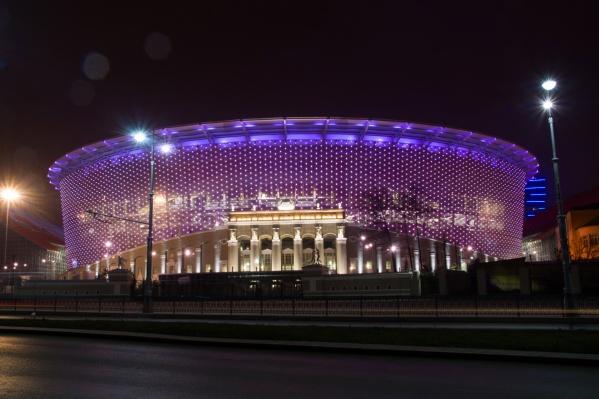 Ограничения по размещению рекламы будут накладывать в зависимости от того, насколько близко носитель находится к Центральному стадиону