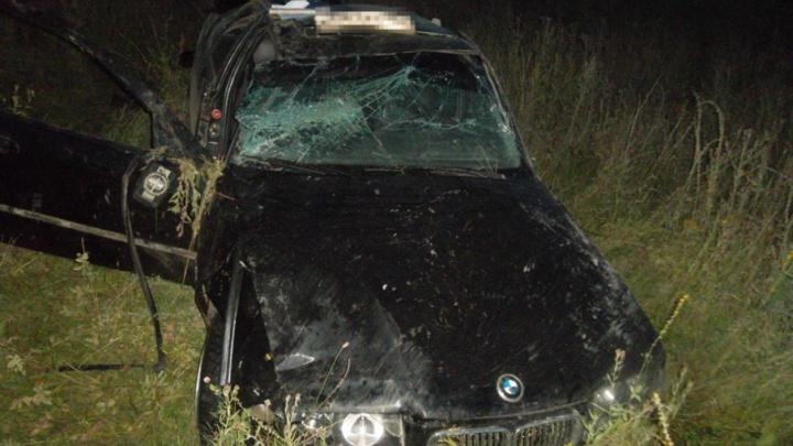 В Башкирии по вине лихача погиб пассажир иномарки