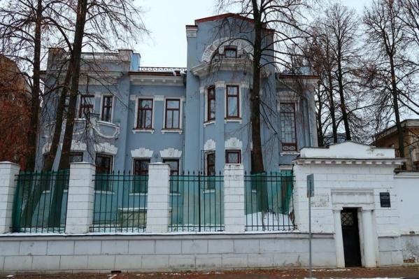 Усадьба инженера-механика Сормовского завода Кабачинского