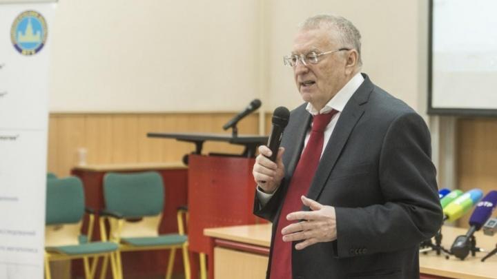 Архангельская власть попала в список «самодуров» по версии Жириновского