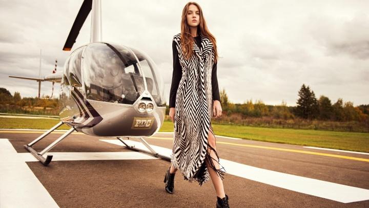 Роскошные, яркие, классические: Elena Furs представила новую коллекцию шуб