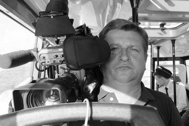Прощание с погибшим оператором «Дон-ТР» Игорем Чуриловым пройдет 23 мая