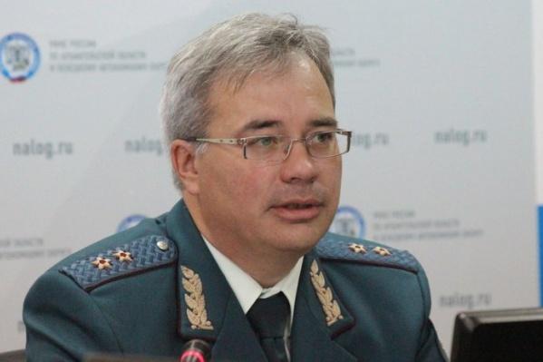 Сергея Родионова обвиняют в получении и вымогательстве взятки