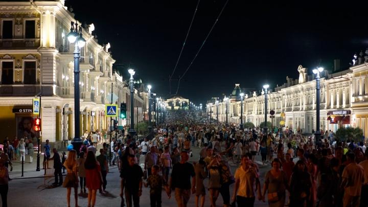 На выходных перекроют несколько центральных улиц из-за Дня омича