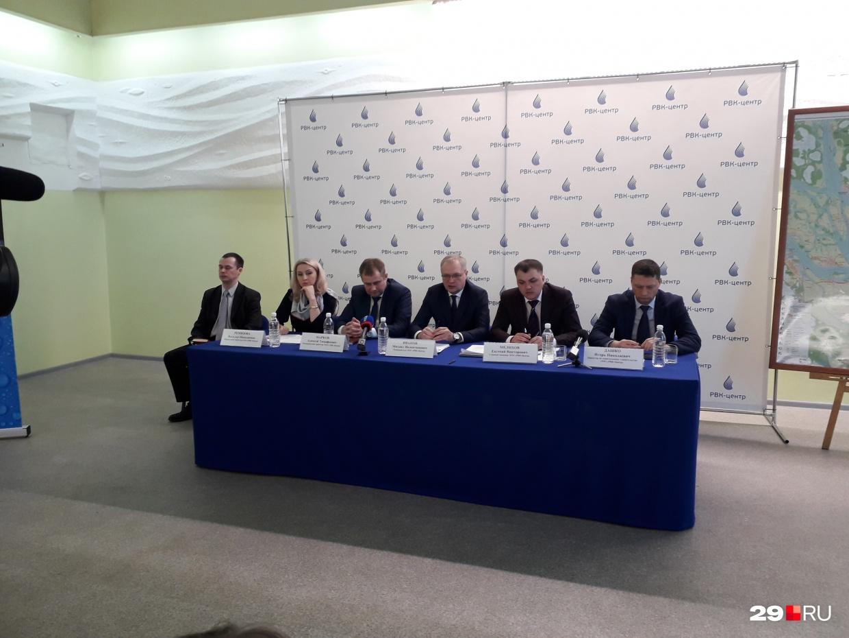 Фирма «РВК-центр» зарегистрирована в Архангельске только в феврале 2019 года