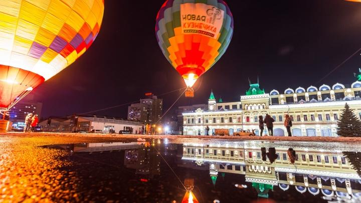 Вечерняя фиеста, которую подарил городу ЖК «Новая Кузнечиха»