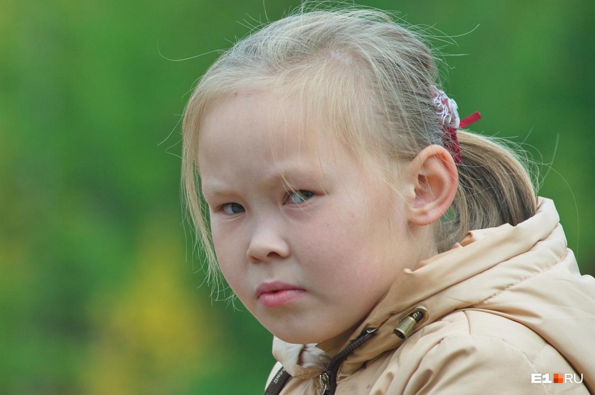 Наташина дочка Надя